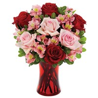 """Romance Wishes"" flower bouquet (BF298-11)"